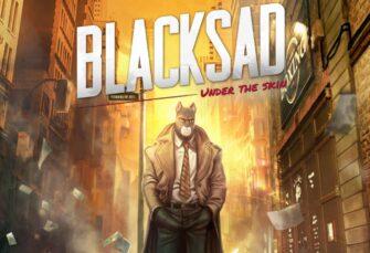 Lanzamiento: Blacksad: Under the Skin