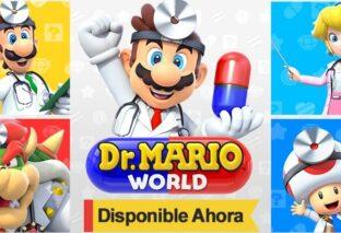 Dr. Mario World llega a dispositivos móviles
