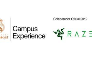 Razer y Campus Experience Fundación Real Madrid anuncian su acuerdo de colaboración