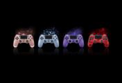 La familia DUALSHOCK 4 aumenta con cuatro coloridos mandos