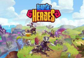 Ready Set Heroes llegará en exclusiva a PlaySatation 4 el 1 de octubre