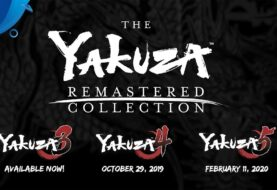 Anunciado The Yakuza Remastered Collection