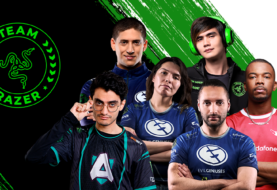 Team Razer acude en grupo a EVO 2019 Y The International