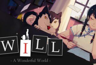 Lanzamiento: WILL: A Wonderful World