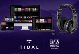 Ya disponibles los Auriculares Turtle Beach Elite Atlas Aero y acuerdo con TIDAL