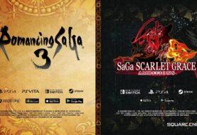 Romancing SaGa 3 y SaGa Scarlet Grace Ambitions llegan a Occidente