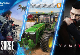 The Surge, Farming Simulator 19 y Vampyr llegan en septiembre a PlayStation Now