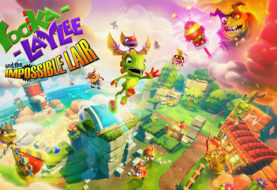 Lanzamiento: Yooka-Laylee and the Impossible Lair