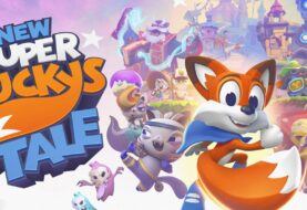 Lanzamiento: New Super Lucky's Tale
