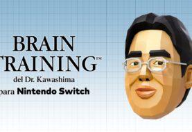 Brain Training del Dr. Kawashima llega en enero a Nintendo Switch