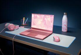 El portatil Razer Blade 15 presenta su versión Quartz Rosa