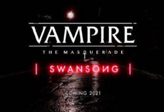 Bigben revela nuevos datos de The Masquerade - Swansong