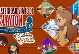 Análisis: El Misterioso Viaje de Layton: Katrielle y la conspiración de los millonarios – Edición Deluxe