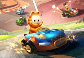 Lanzamiento: Garfield Kart Furious Racing