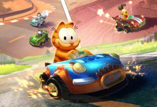 Lanzamiento: Garfield Kart Furious Racing