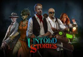 Lanzamiento: Lovecraft's Untold Stories