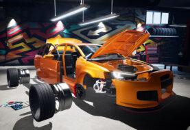 Super Street: Racer llegará el 8 de noviembre para Nintendo Switch