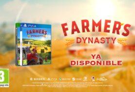 Lanzamiento: Farmer's Dynasty