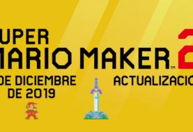 Link llegará como personaje a Super Mario Maker 2