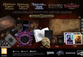 Ya a la venta las Ediciones Coleccionistas de los amados juegos del universo D&D
