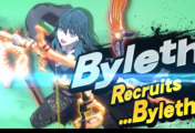 Byleth, de Fire Emblem: Three Houses, se une al plantel de Super Smash Bros. Ultimate
