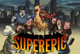SuperEpic: Collector's Edition anuncia su llegada para PlayStation 4 y Nintendo Switch