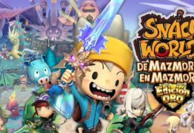 Lanzamiento: Snack World: De mazmorra en mazmorra - Edición Oro