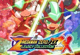 Lanzamiento: Mega Man Zero/ZX Legacy Collection