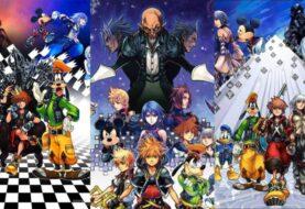Los recopilatorios de Kingdom Hearts llegan a Xbox One