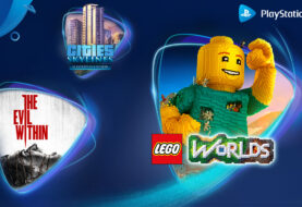 The Evil Within, LEGO Worlds y Cities: Skylines amplían el catálogo de PlayStation Now