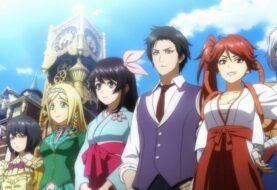 Sakura Wars confirma su fecha de lanzamiento