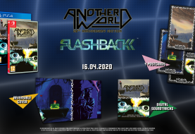 Flashback y Another World llegaran en un pack el 16 de abril