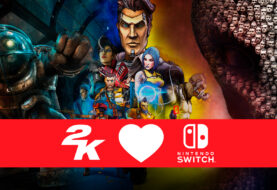 BioShock, XCOM 2 y Borderlands ya están disponibles para Nintendo Switch