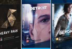 Los juegos de Quantic Dream ya se encuentran disponible para PC