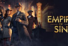 Lanzamiento: Empire of Sin