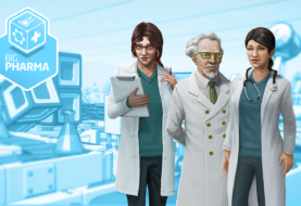 Big Pharma llegará a PlayStation 4 y Nintendo Switch