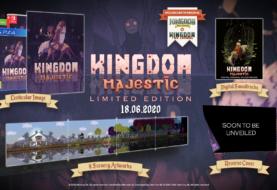 """""""Kingdom"""" llegará en formato físico en el pack """"Kingdom Majestic"""""""