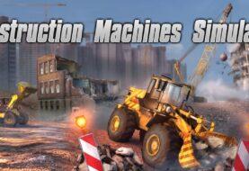 Lanzamiento: Construction Machines Simulator