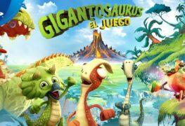 Lanzamiento: Gigantosaurus: El Juego