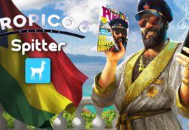 Ya disponible Spitter, el segundo descargable de Tropico 6