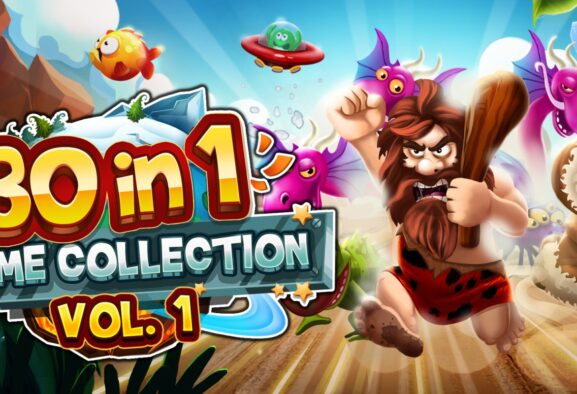 Lanzamiento: 30-in-1 Game Collection: Volume 1