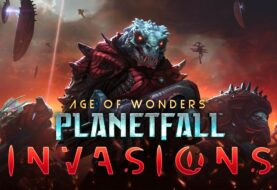 Ya disponible Invasions, la nueva expansión para Age of Wonders: Planetfall