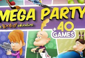 Lanzamiento: Mega Party: A Tootuff Adventure