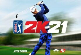 PGA TOUR 2K21 estará disponible el 21 de agosto de 2020