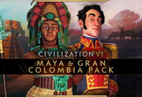 "Ya disponible el ""Pack de los mayas y Gran Colombia"" para Sid Meier's Civilization VI - New Frontier"