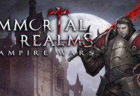 Immortal Realms: Vampire Wars se muestra en un nuevo vídeo