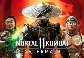 Mortal Kombat 11: Aftermath presenta a Fujin, Sheeva y Robocop