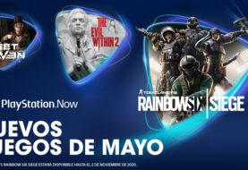 Anunciados los juegos de PlayStation Now de mayo