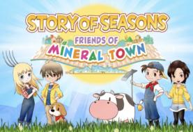 Ya se puede reservar la edición física de STORY OF SEASONS: Friends of Mineral Town