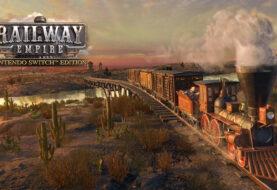 Lanzamiento: Railway Empire - Nintendo Switch Edition